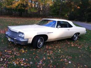 1975 Buick LeSabre Convertible - Negotiable